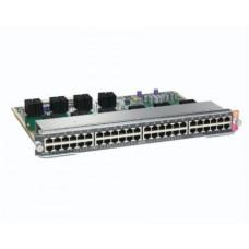 Модуль Cisco WS-X4648-RJ45-E